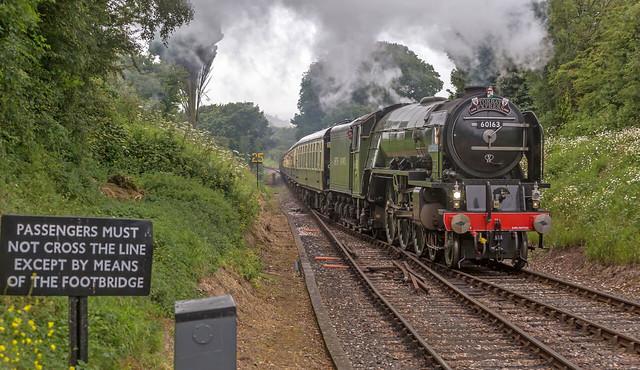 LNER A1 Class 4-6-2 No 60163 'Tornado'
