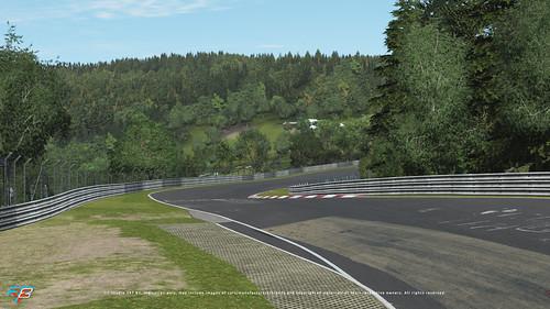 rF2 Nürburgring Nordschleife