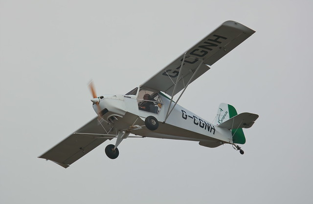Just Escapade Jabiru(3) G-CGNH Lee on Solent Airfield 2020