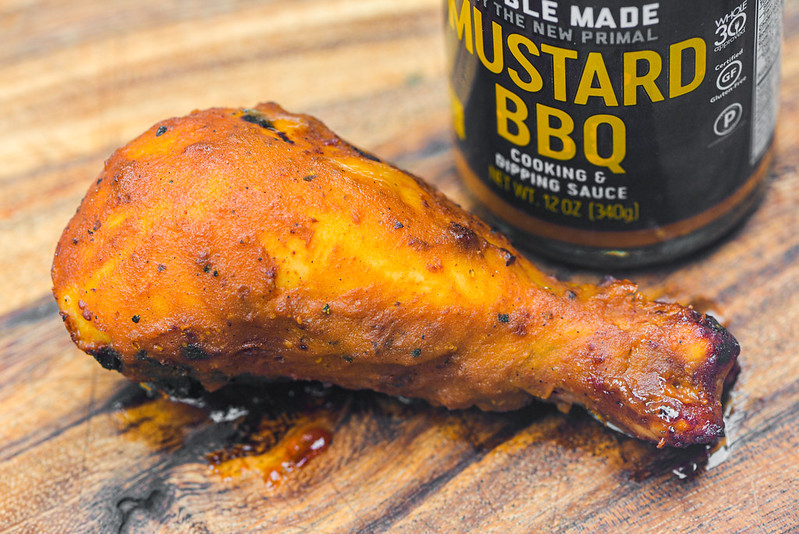 Noble Made Mustard BBQ