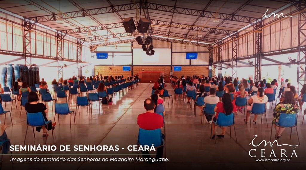 Seminário de Senhoras - Maanaim Maranguape