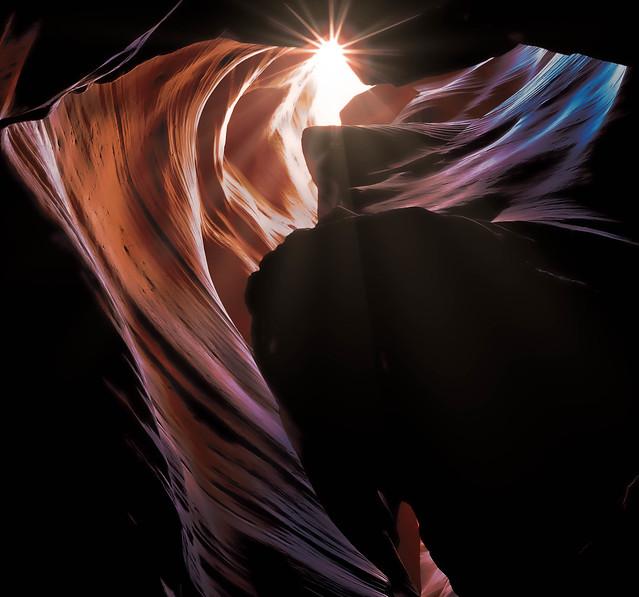 Antelope Canyon - 'Abe'