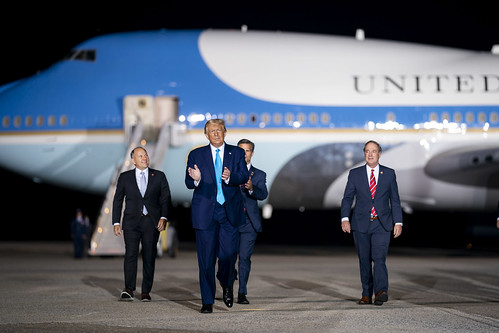 President Trump Travels to PA | by The White House