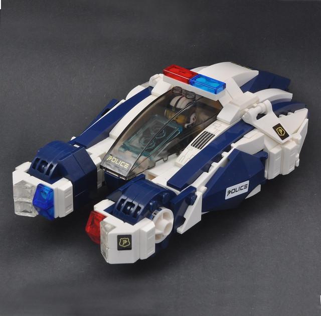 Intergalactic Space Police