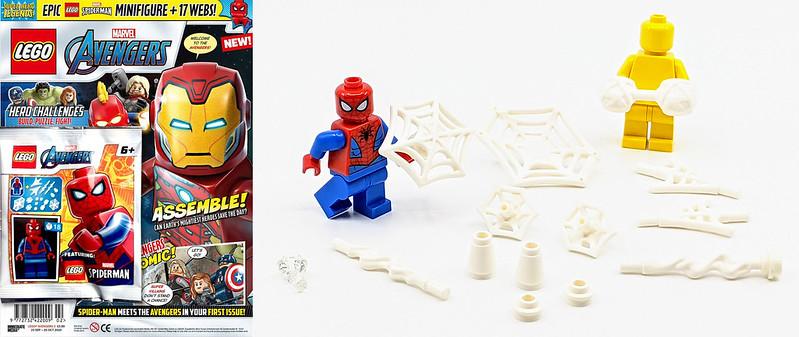 LEGO SH Avengers September