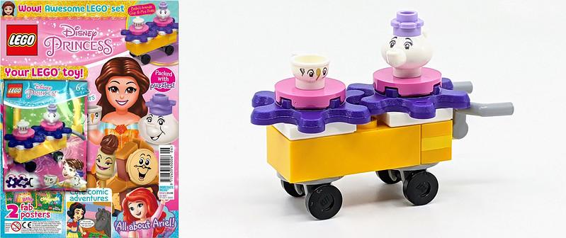 LEGO Disney Princess September