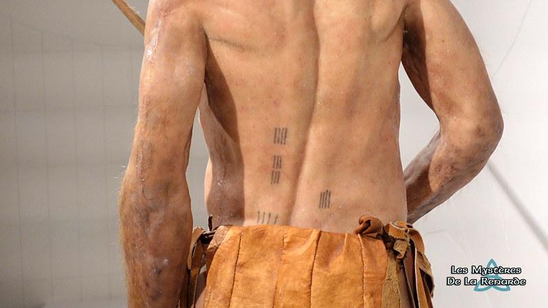 Tatouages d'Otzi