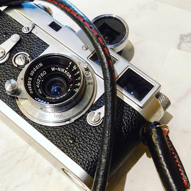 Nikon 25mm f4 Nikon 式TOPOGON