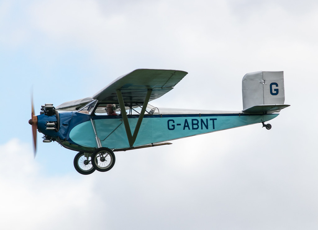 Civilian CAC1 Coupe II - G-ABNT