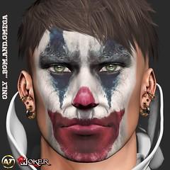 the joker mask vendor
