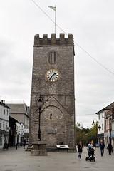 St. Mary's Tower, Newton Abbott, Devon, UK