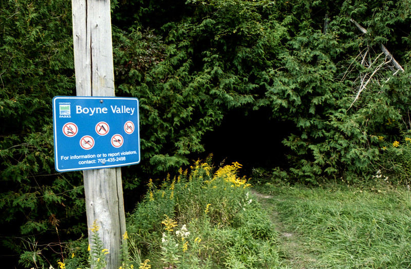 Boyne Valley, Eastern Entrance