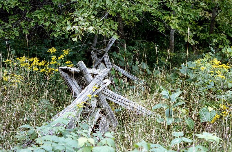 Borken Fence_