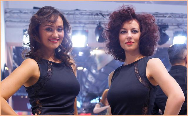 Hair & Beauty fair 2014 stage shows