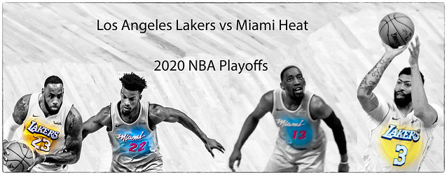 Heat & Lakers Finals Approaching