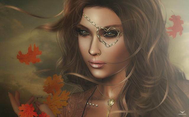 Baz~Hello Autumn....