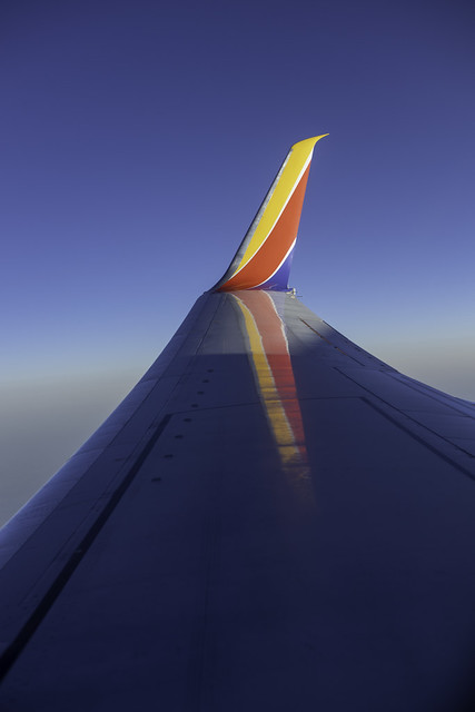 Mile high over Mile High