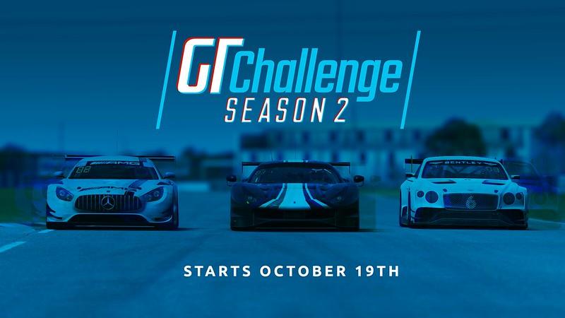rFactor_2 GT Challenge Series schedule