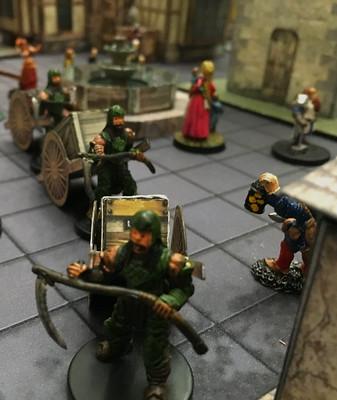 Baldur's Gate Caravan Transfer