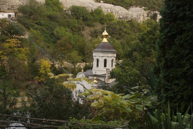 The Assumption Monastery of the Caves (Успенский пещерный монастырь)