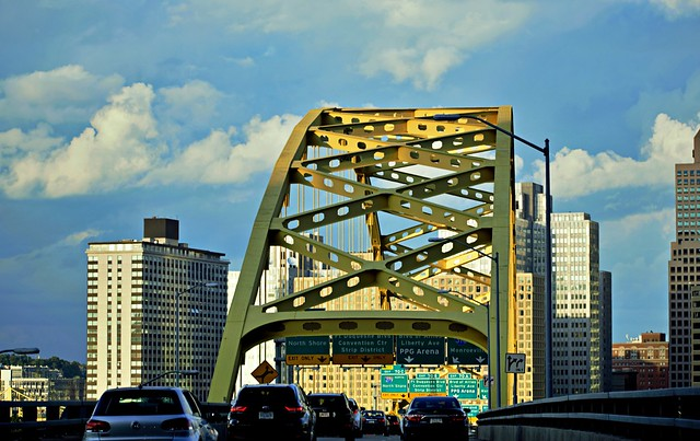 Taking it to the City Streets-Pittsburgh