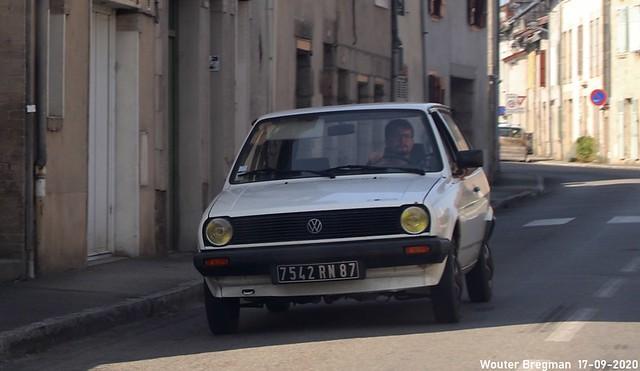 Volkswagen Polo 1990
