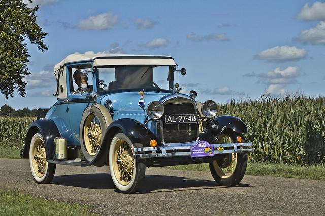 Ford Model A Sport Coupé 1928 (4994)
