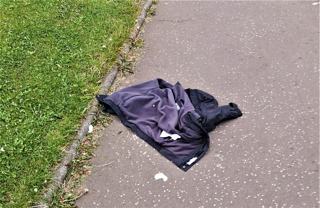 Lost Coat.