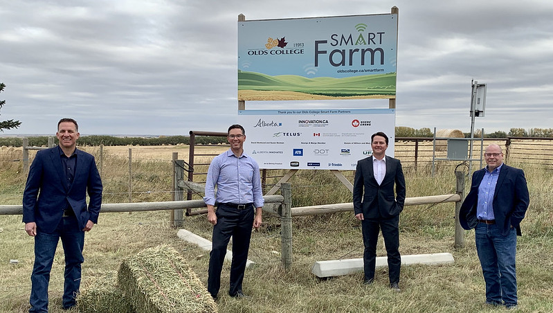 Supporting Alberta's agri-food industry
