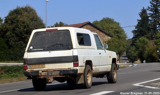 Nissan Patrol 2.7D 2000