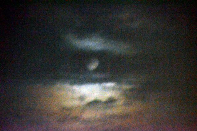 Full Moon Between Clouds, September 29, 2020 1 full