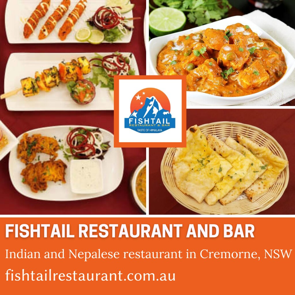 Indian and Nepalese restaurant in Cremorne