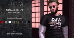 Hoffa Buffalo Bill Shirt Fatpack