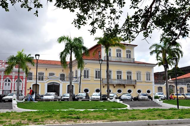 Palácio Cristo Rei