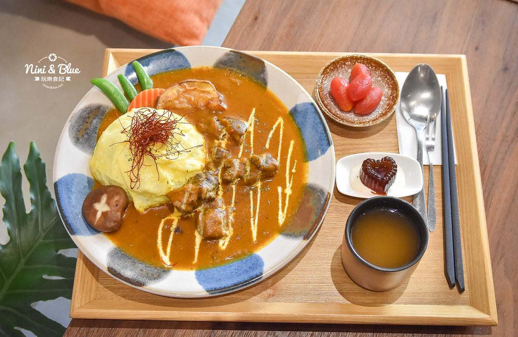熬匠 台中後火車站咖哩飯 外送菜單19