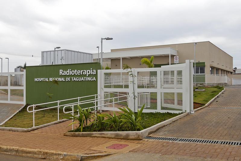 Centro de Radioterapia do HRT será inaugurado nesta quarta-feira (30)