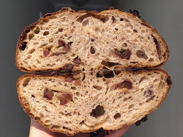 Whole Wheat 25% - Dried Dates