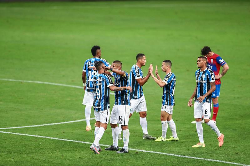 Grêmio x Universidad Católica - Libertadores 2020 - 29/09/2020
