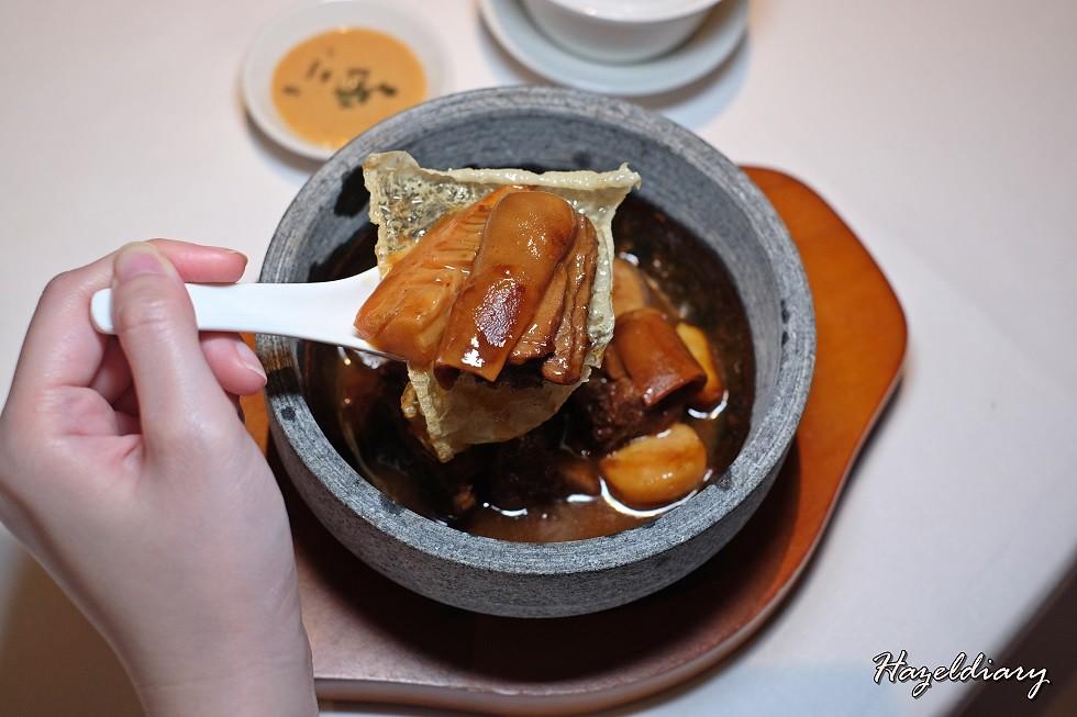 Wan Hao Chinese Restaurant- Traditional Braised Lamb with Mushroom & Bamboo Shoot-1
