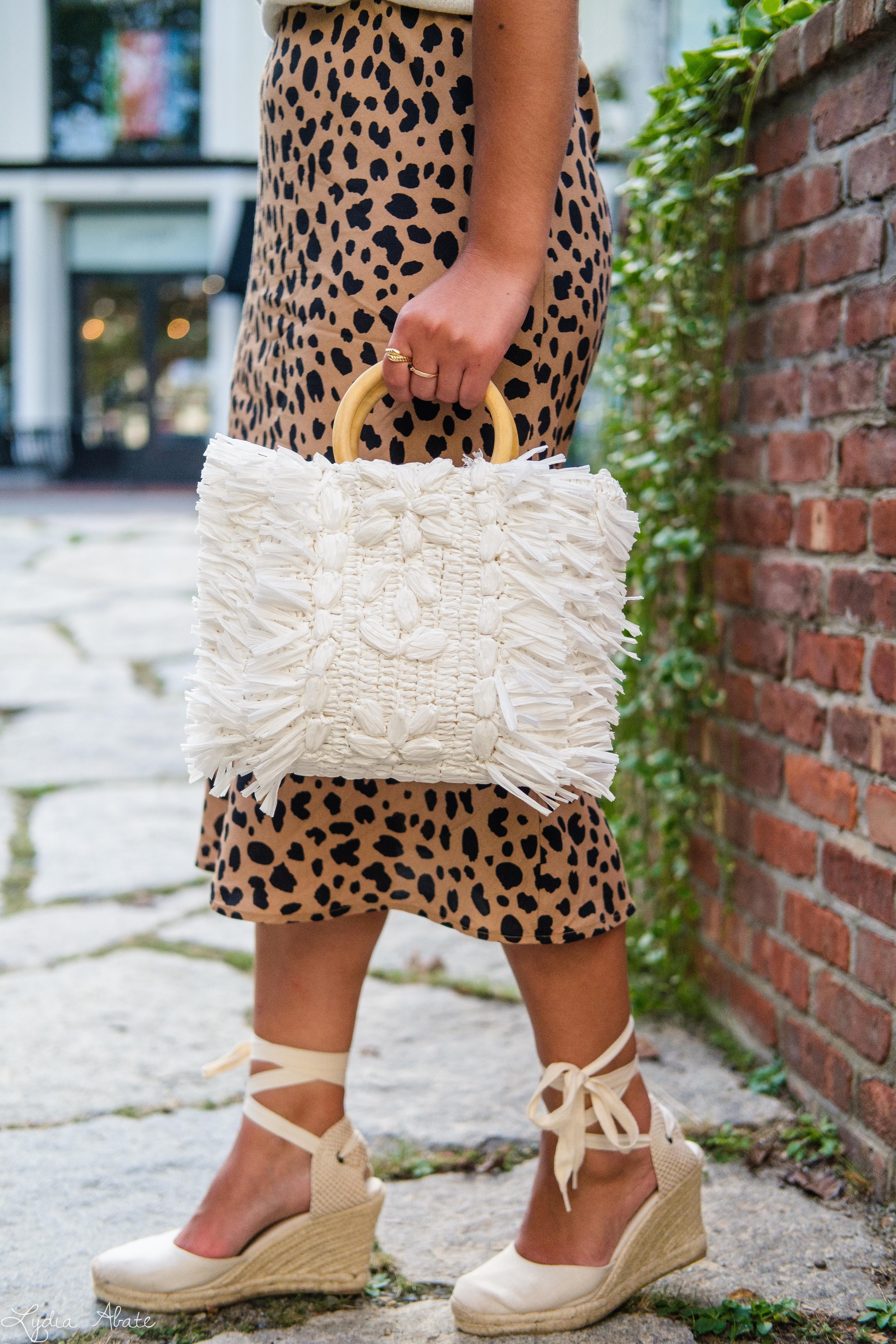 leopard midi skirt, white knit tank, raffia bag, espadrilles-12.jpg