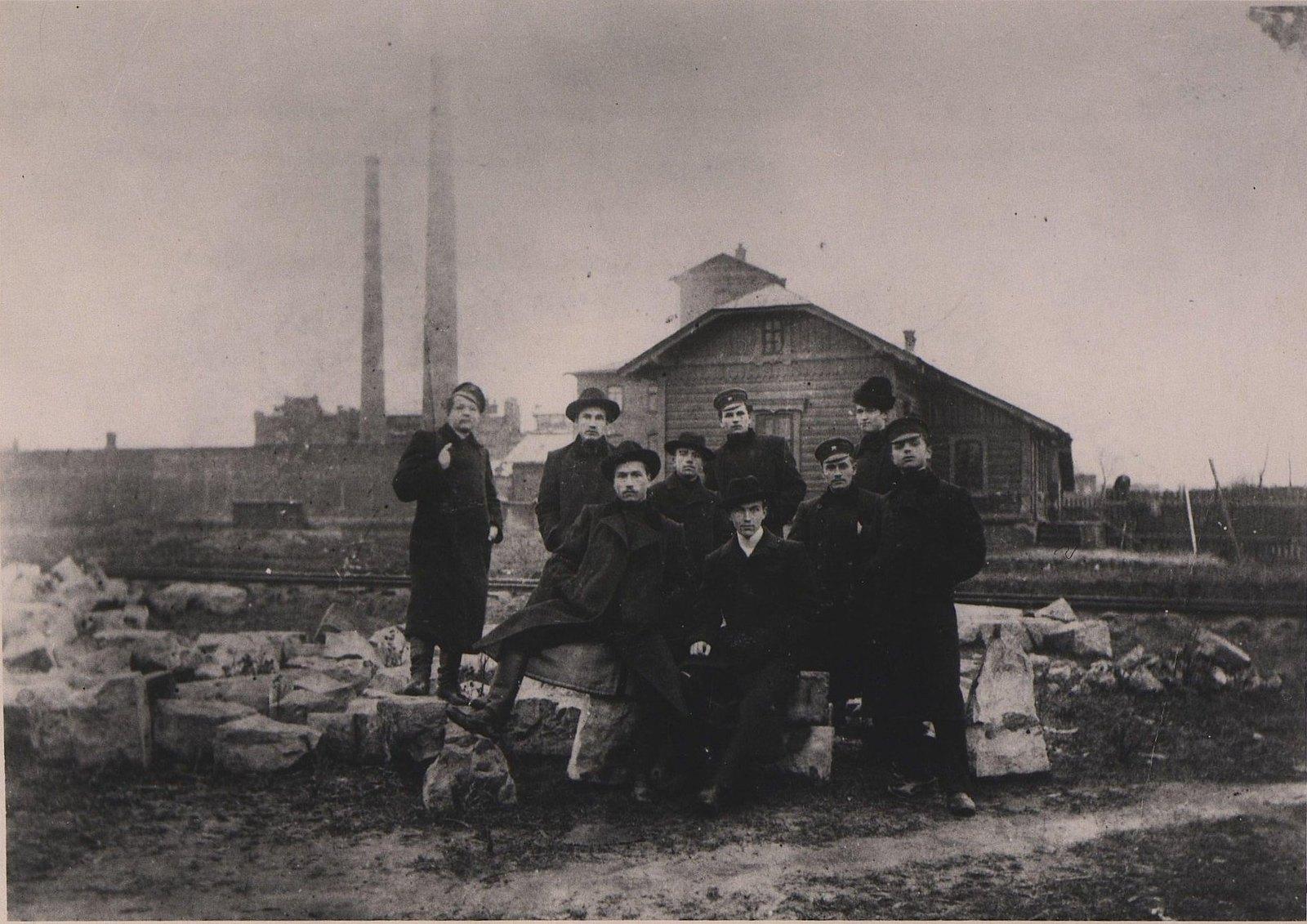 1906. Политические ссыльные. Томская губ., Нарымский уезд
