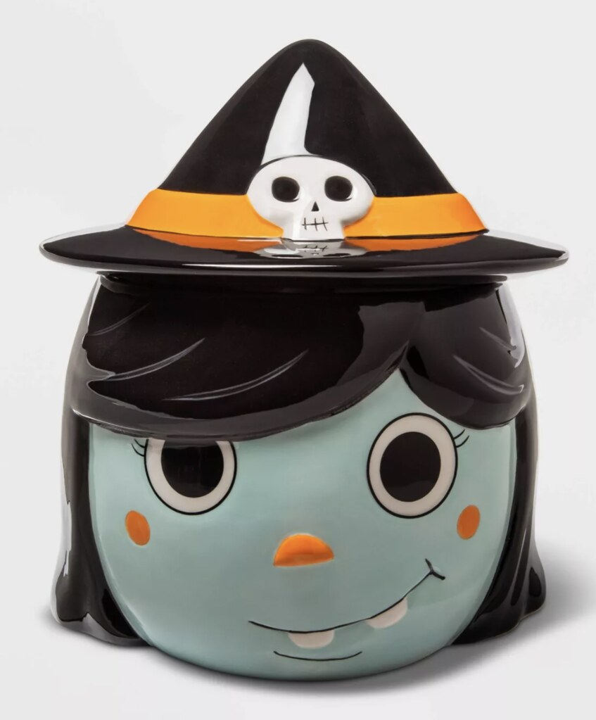 witch cookie jar