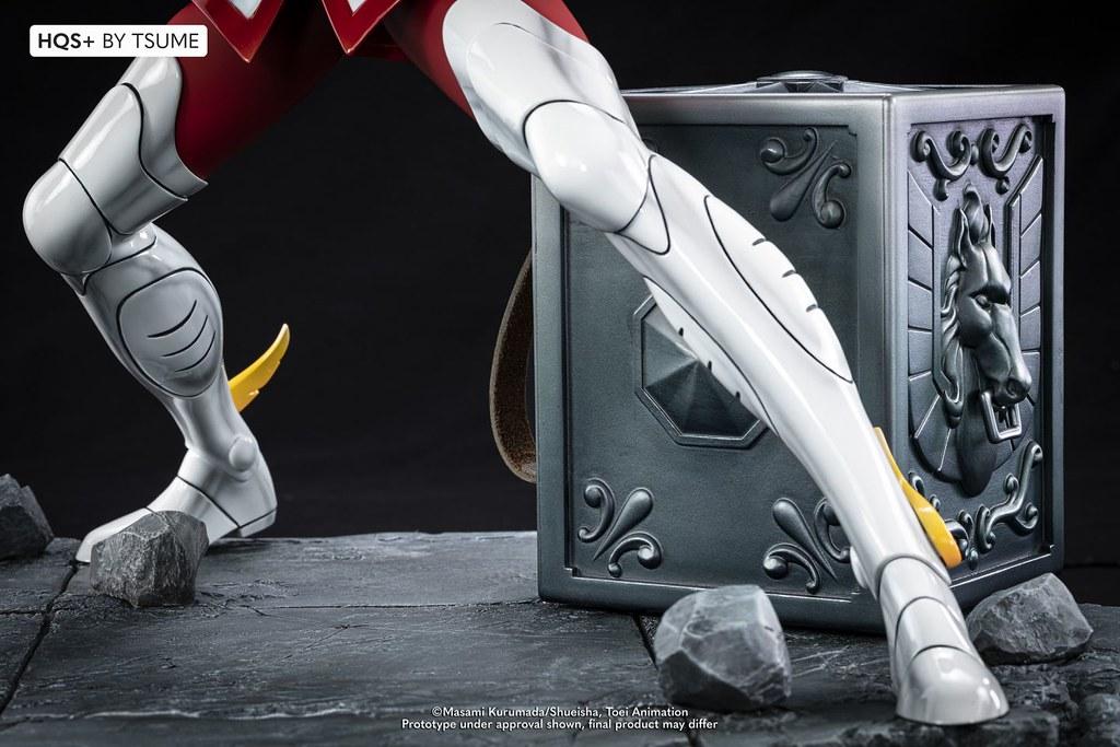 經典的天馬流星拳!Tsume-Art HQS+系列《聖鬥士星矢》天馬座 星矢 1/4比例全身雕像
