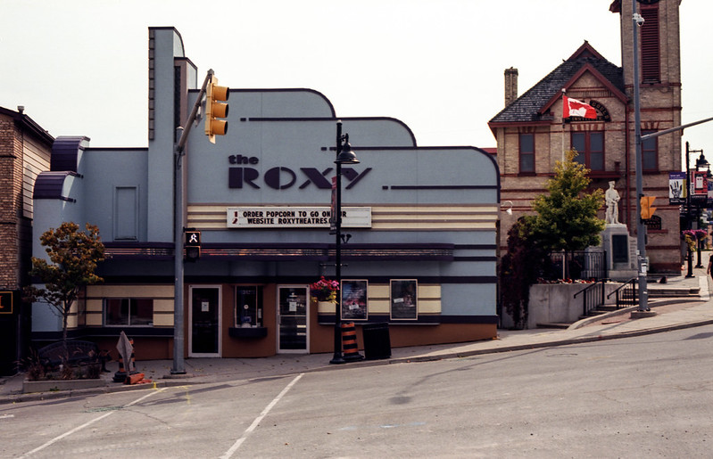 The Roxy is Sleeping
