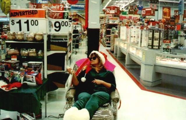 How to shop in Walmart