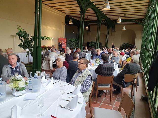 Jubilarehrung Schwerin am 25.9.2020