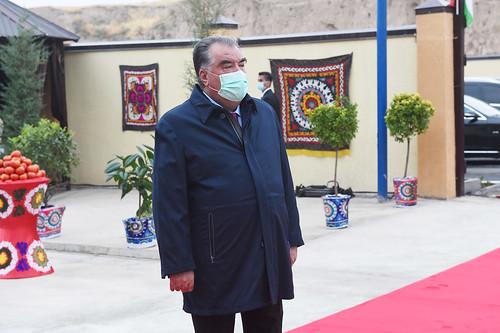 Сафари корӣ ба ноҳияи Шаҳринав 30.09.2020