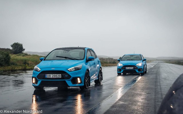 My Ford Focus RS mk3 2017