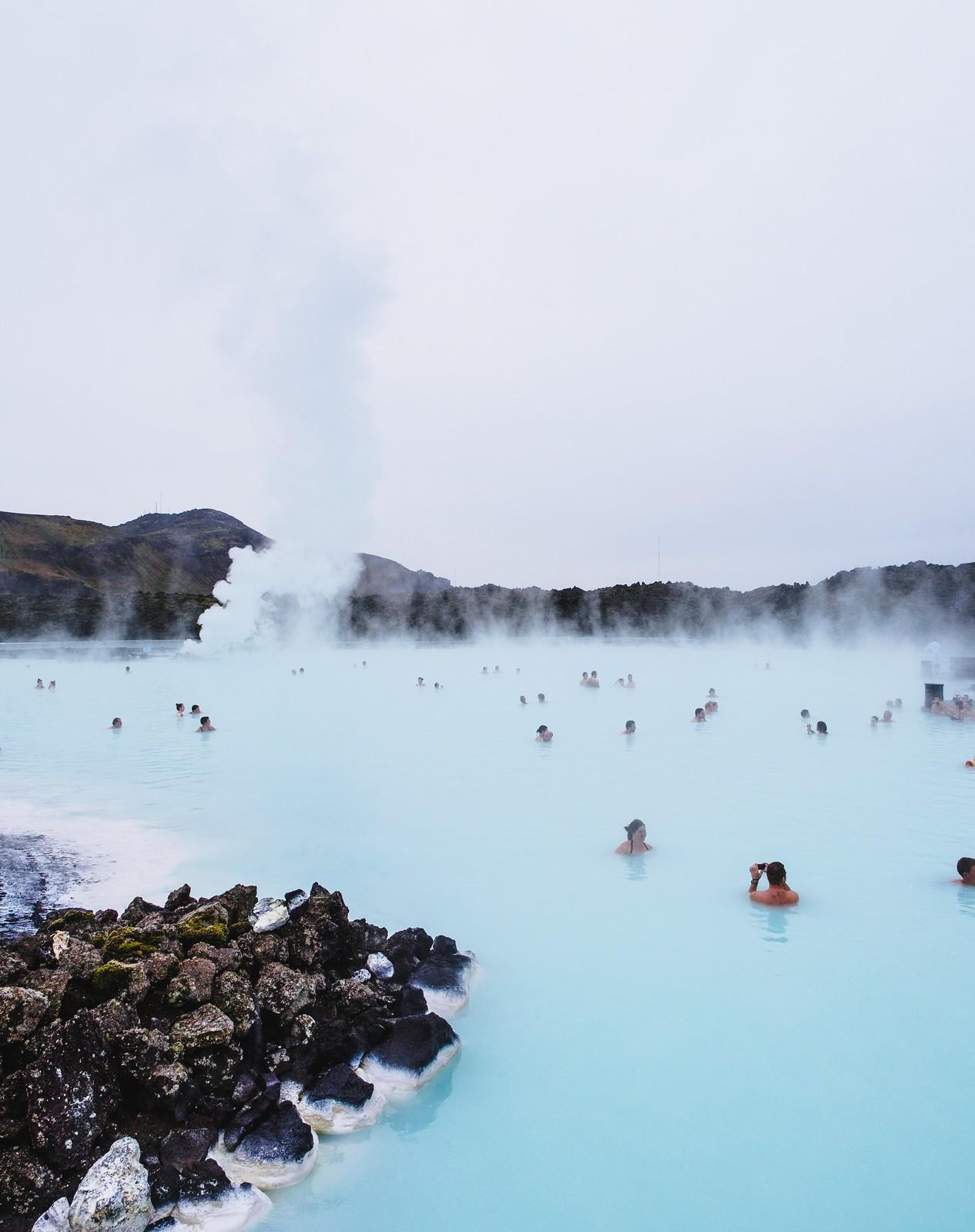 reykjavik Sininen laguuni Blue Lagoon
