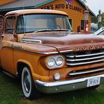 1959 Dodge D-100 Sweptside Tow Truck